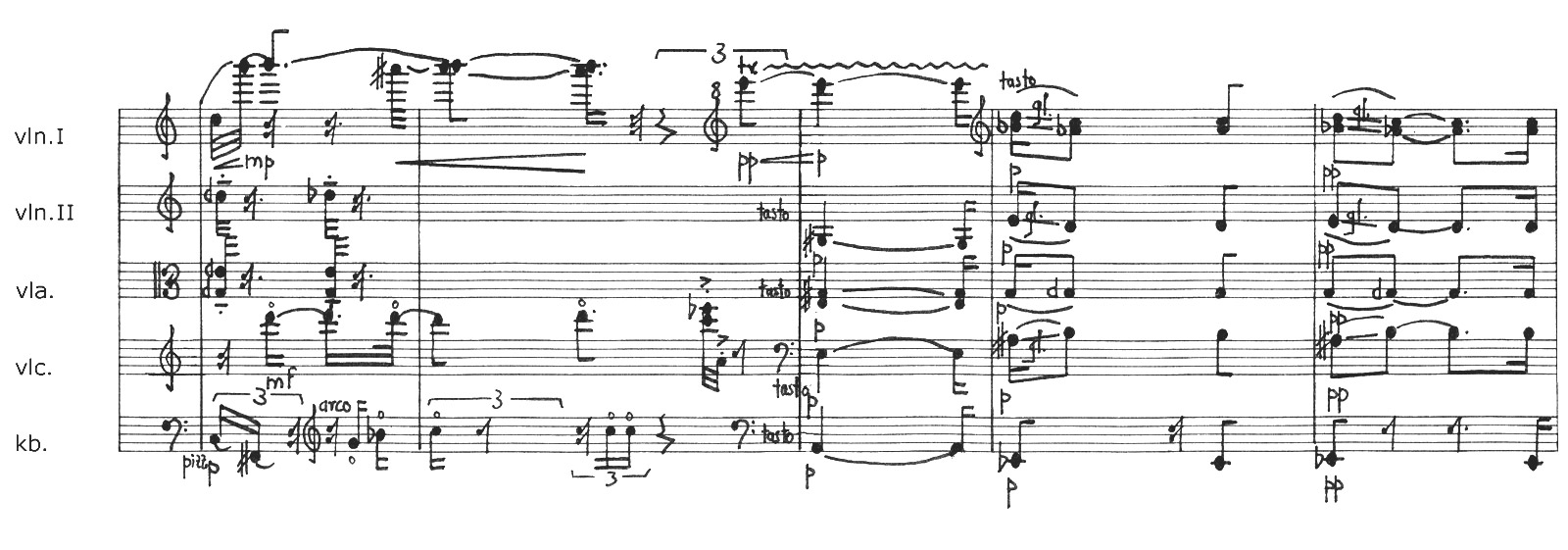 Partitur-Fremder-Thomas-Chr-Heyde